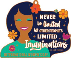 International Womens Day 1 Mile 5K 10K 13.1 26.2
