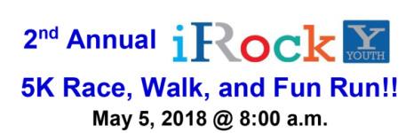 iRock 5K registration logo