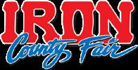 Iron County Fair 5K registration logo