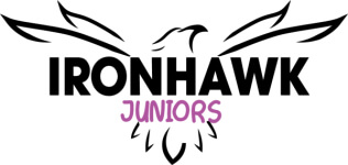 Ironhawk Juniors Triathlon Club registration logo