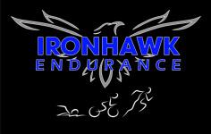 Ironhawk Triathlon registration logo