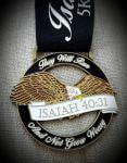 Isaiah 40-31 Virtual Race registration logo