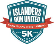 Islanders Run United 5K registration logo