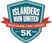 Islanders Run United 5K registration logo