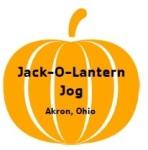 Jack-O-Lantern Jog - Akron registration logo