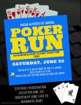 Jaycee's 5K Poker Run registration logo