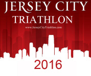 Jersey City Triathlon registration logo