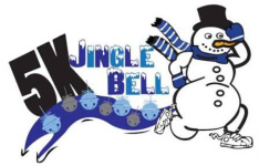 Jingle Bell 5K registration logo