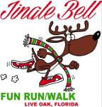 Jingle Bell Fun Run registration logo