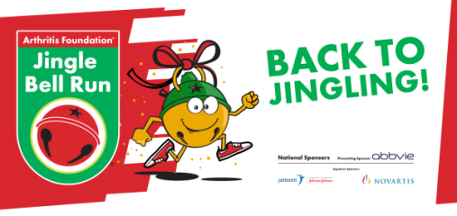Jingle Bell Run- Westchester NYC registration logo