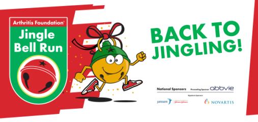 Jingle Bell Run- Westchester NYC registration logo