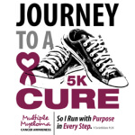 Journey to a Cure 5K registration logo