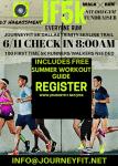 JourneyFit 5k Everyone Run registration logo