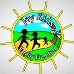 Joy Kids Family Fun Run and Walk registration logo