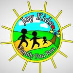 Joy Kids Family Fun Run and Walk registration logo
