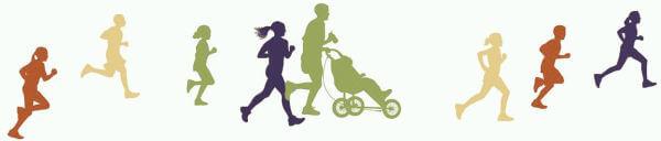 Jr. Beta 5k Run registration logo