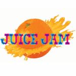 Juice Jam X registration logo