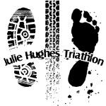 Julie Hughes Triathlon registration logo
