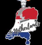 July - Race Across the Netherlands 5K, 10K, 13.1, 26.2 registration logo
