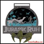 Jurassic Run registration logo