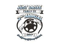 Just Drive 5K registration logo