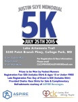 Justin Slye Memorial 5K registration logo