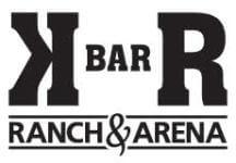 K BAR R PRCA RODEO registration logo
