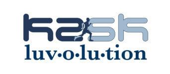 K25K Run for the Luv-o-lu-tion registration logo