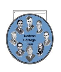 Kadena Heritage Run registration logo