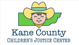Kane County Children's Justice Center Fun Run registration logo