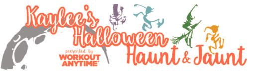 Kaylee's Halloween Haunt & Jaunt registration logo