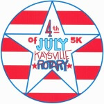 Kaysville Rotary 4th of July 5K registration logo