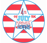 Kaysville Rotary 4th of July registration logo