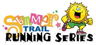Kenosha County Park Summer Trail Running Series -- KD Park registration logo