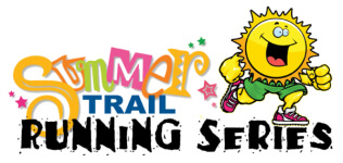 Kenosha County Park Summer Trail Running Series -- Petrifying Springs registration logo