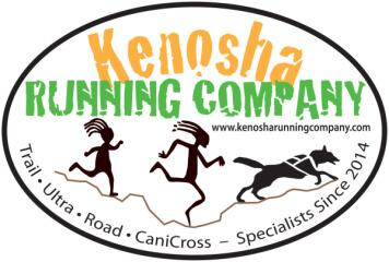 Kenosha Running Co Running Program registration logo