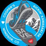 Kickin' Kawasaki 5K - Windsor, CO registration logo