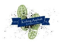 Kicking Asphalt Rockingham County 5K and Wellness Walk registration logo