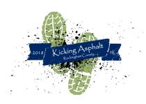Kicking Asphalt Rockingham County 5K and Wellness Walk registration logo