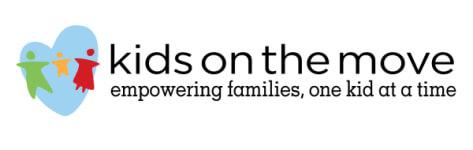 Kids On The Move Charity 5K Fun Run registration logo