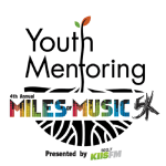 KIIS FM - Miles of Music 5k registration logo
