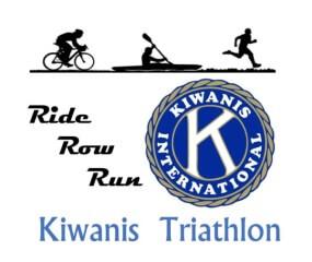 Kiwanis Triathlon registration logo