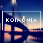 Koinonia 5k registration logo