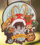 Krampus 5K & 10K registration logo