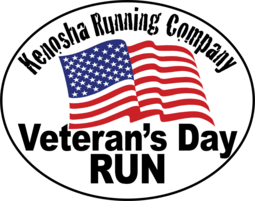 KRC Veteran's Day Run registration logo