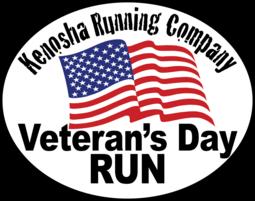 KRC Veteran's Day Run registration logo