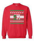 Kris Kringle 5K registration logo