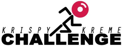 Krispy Kreme Challenge Virtual Race registration logo