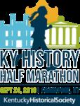 KY History Half Marathon, 10k and 5k registration logo