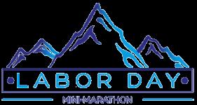 Labor Day Mini Marathon registration logo